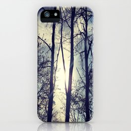Your light will shine in the darkness iPhone Case