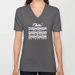 Dishonored Unisex V-Neck