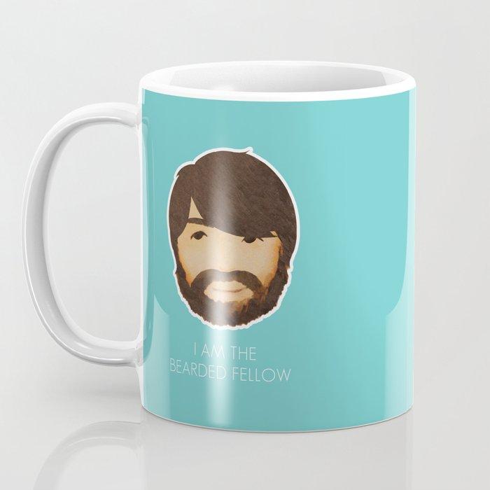 I Am The Bearded Fellow Coffee Mug