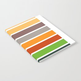 The colors of - The jungle book Notebook