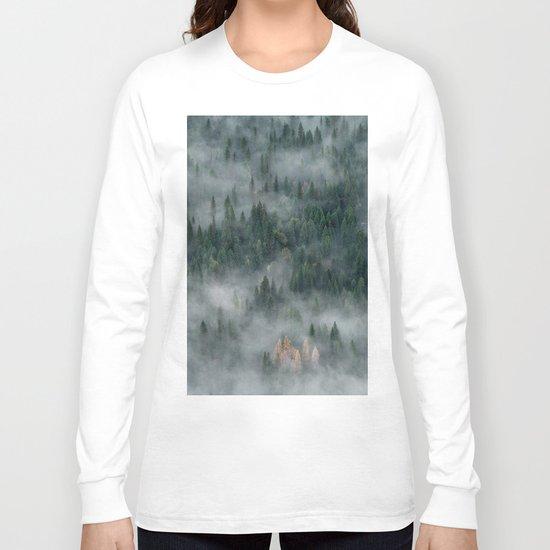 Woods landscape Long Sleeve T-shirt