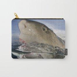 Lemon Shark Snap Carry-All Pouch