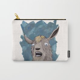 Goats That Scream Like People Carry-All Pouch