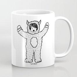 Little Monster Coffee Mug
