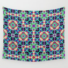 Purple Cave 4 NW Wall Tapestry
