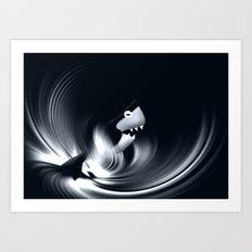 Hai Art Print