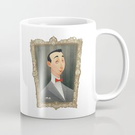 Pee Wee Herman Coffee Mug
