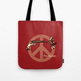 Pro Human Tote Bag