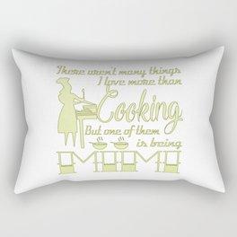 Cooking Mimi Rectangular Pillow