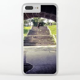Gigatonnes Clear iPhone Case