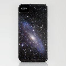 Galaxy Andromeda iPhone (4, 4s) Slim Case