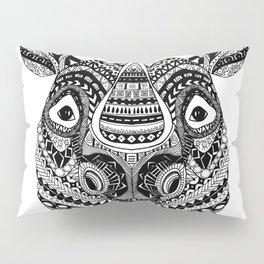 Elilia Rhino Pillow Sham