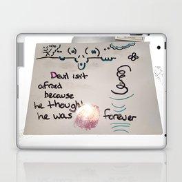 The Devil Isn't Afraid 88 Laptop & iPad Skin