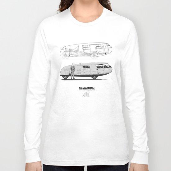 Dymaxion Long Sleeve T-shirt