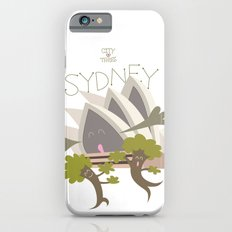 Sydney loves trees iPhone 6s Slim Case