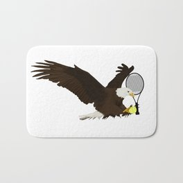 Tennis Eagle Bath Mat