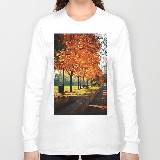 Urban Fall Long Sleeve T-shirt