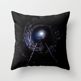 On y va ! // Let's Go! Throw Pillow