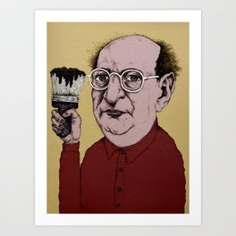 Mark Rothko Art Print