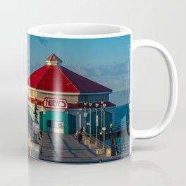 Ruby's on the Pier Coffee Mug