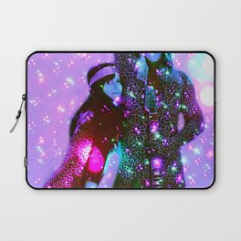 Neon Rock and Roll Laptop Sleeve