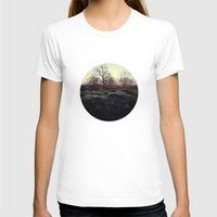 moss T-shirts featuring Moss by Richard George Davis