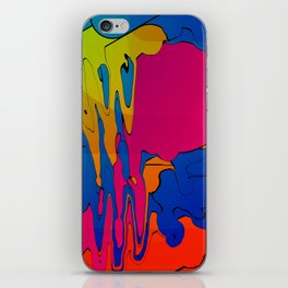 Future Painted iPhone Skin