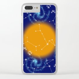 Sirius Dog Days Clear iPhone Case