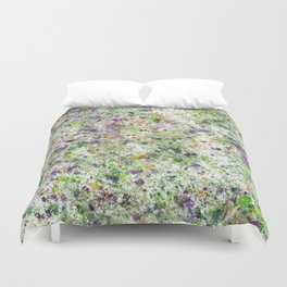 Abstract Artwork Colourful #5 Duvet Cover
