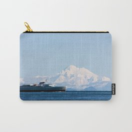 Coho and the mountain Carry-All Pouch
