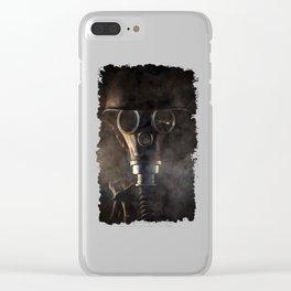 Survivor II Clear iPhone Case