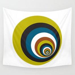 Spirally Wall Tapestry