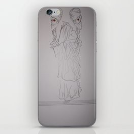 PHARISEES iPhone Skin