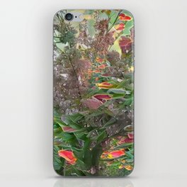 German Tulip Tree iPhone Skin