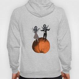 Orange Alien Nation Hoody
