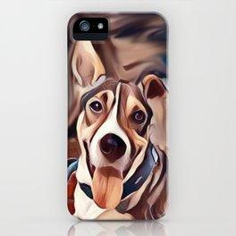 The Bandana Dog iPhone Case