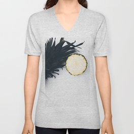 Pineapple Chop Unisex V-Neck
