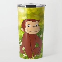 Monkeying Around Travel Mug