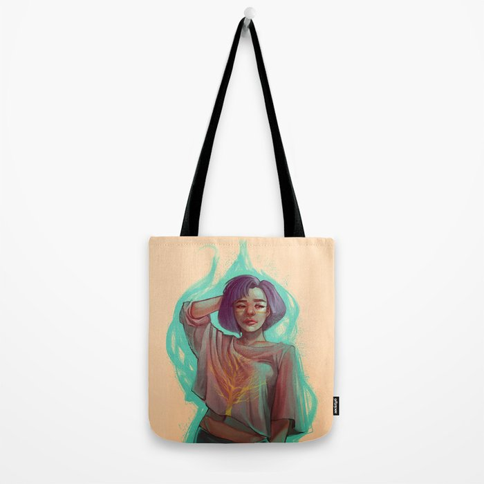 Imminent  Tote Bag