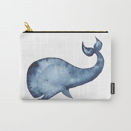 Nautical Whale Carry-All Pouch