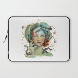 Ms Magritte's Brain Laptop Sleeve