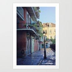 New Orleans - Dawns Early Light Art Print