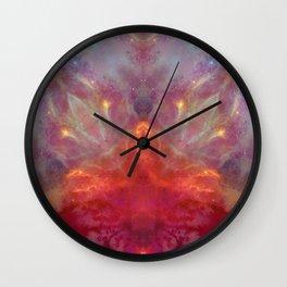 Lactea world 1 Wall Clock