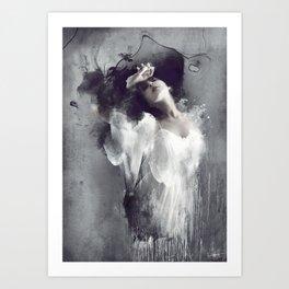 Monochrome2 Art Print