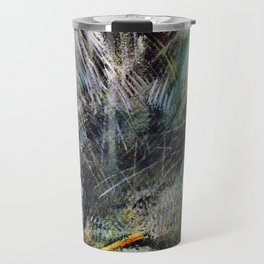 Woarrr - Paint splash Travel Mug