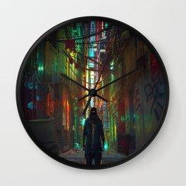 Get Ready Wall Clock