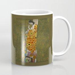 Gustav Klimt - Hope II Coffee Mug