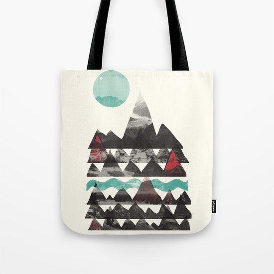 Ascend... Tote Bag