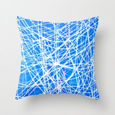 Intranet Throw Pillow