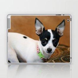 Puppy Portrait Laptop & iPad Skin